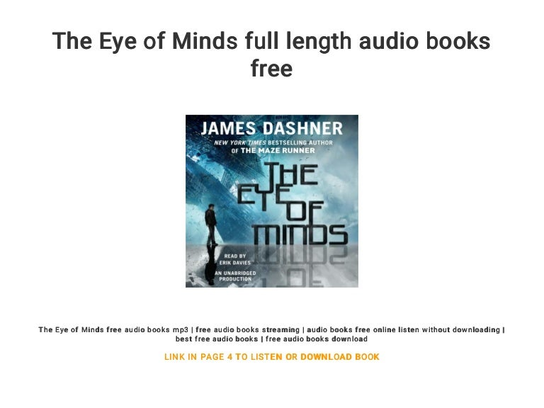 Read the eye of minds online free