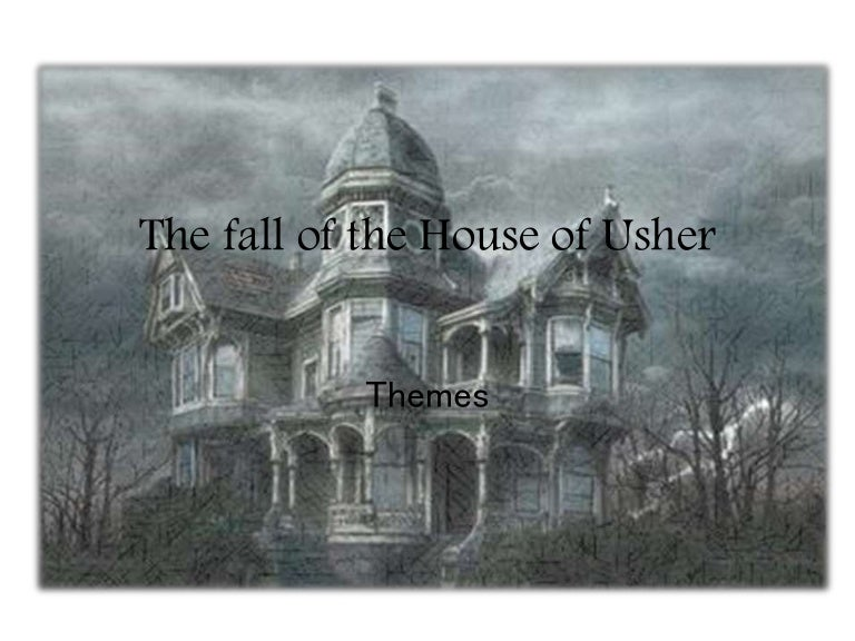 a review of the short story the fall of the house of usher Story review example of the fall of the house of usher symbolic elements in the fall of the house of usher by edgar allan poe summary the narrator goes to the house of usher it is unkempt with cracks, decays in various places and has an evil atmosphere.