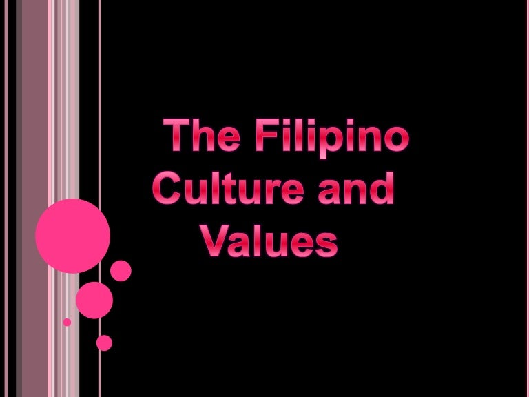 essay on filipinos Every country has its differing values and stereotypes, and the philippines is no exception we filipinos firmly believe that our country has the best values in the world although we have been colonized by several countries, many core values from our ancestors remained intact and are still honored.