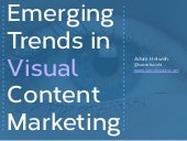 Emerging Trends in Visual Content Marketing with Adam Helweh