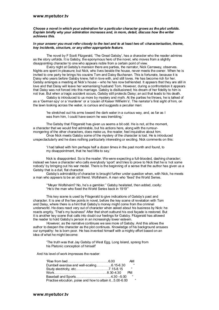 the great gatsby essay american dream american dream essay thesis  american dream essay american dream in the great gatsby essay thegreatgatsby essayoncharacter phpapp thumbnail american dream