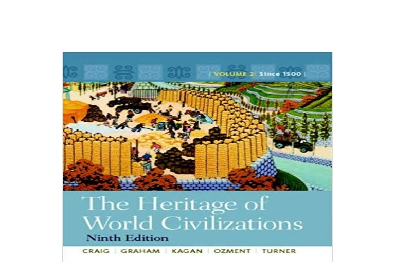 E Book Download Library The Heritage Of World Civilizations Volum