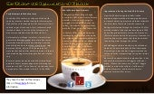 The history and improvements of espresso