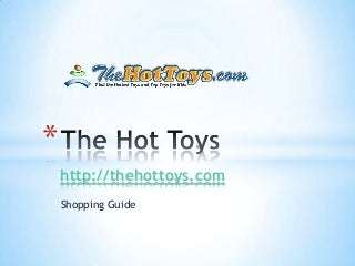The Hot Toys