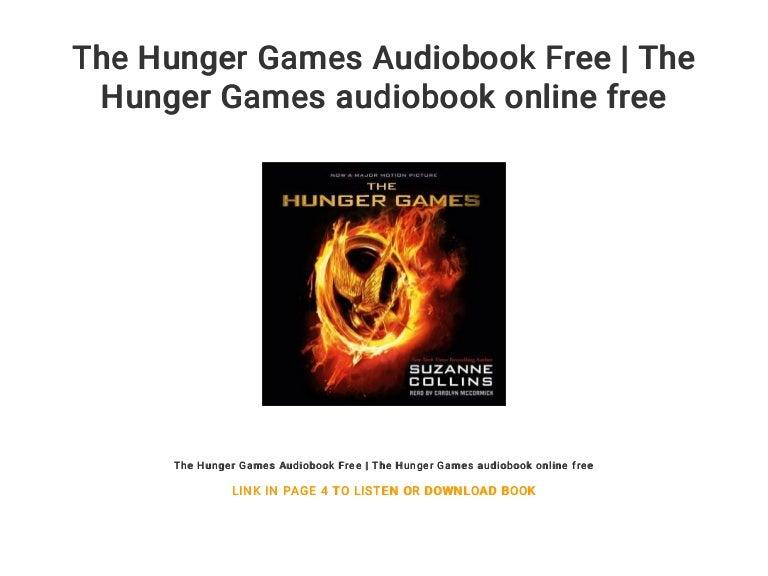 Mockingjay download audiobook free mp3.
