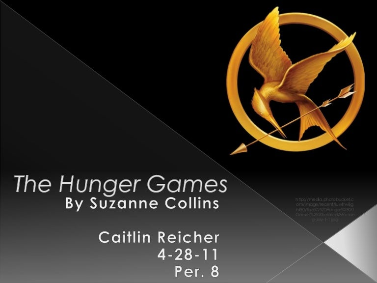 main idea of hunger games