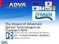The Impact of Advanced Optical Technologies on Transport SDN