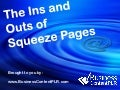 The Ins and Outs of Squeeze Pages