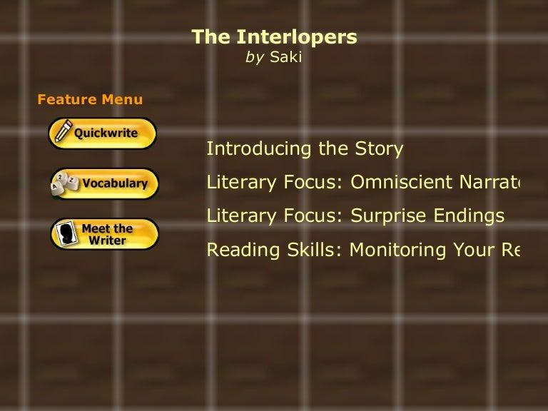 use interloper in a sentence