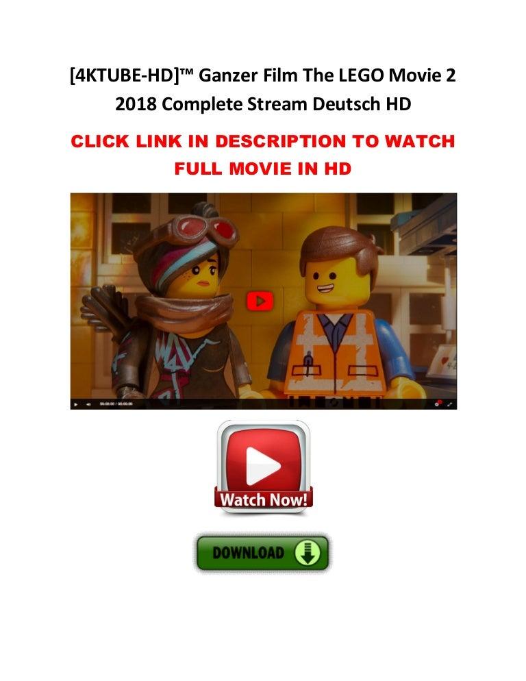 Lego Movie Deutsch Ganzer Film