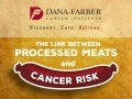 The Link Between Processed Meat and Cancer Risk