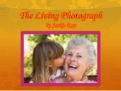 The Living Photograph by Jackie Kay
