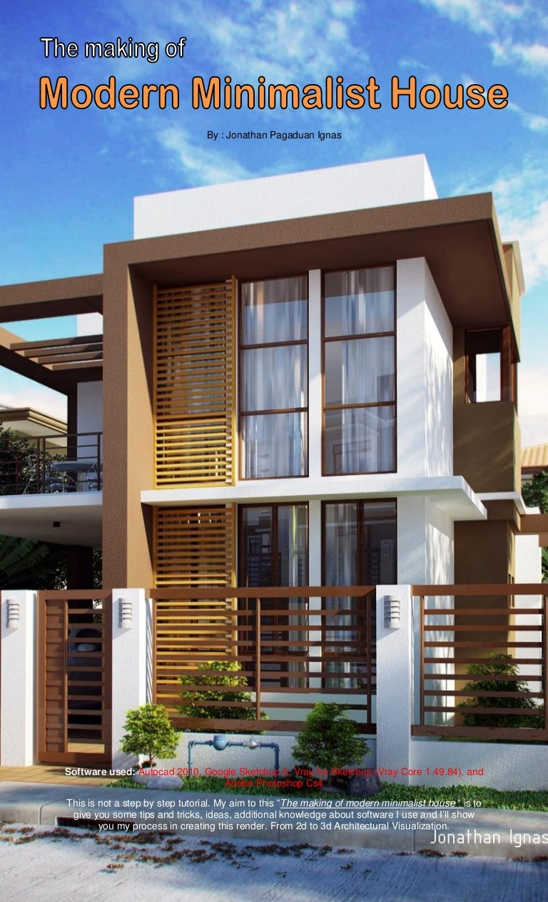 themakingofmodernminimalisthouse 121023124623 phpapp02 thumbnail 4 - View Modern House Designs Philippines Photo  Pictures