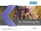 The Marketing Communication MIX | August 2017