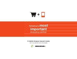 Marketing to the Mobile Shopper
