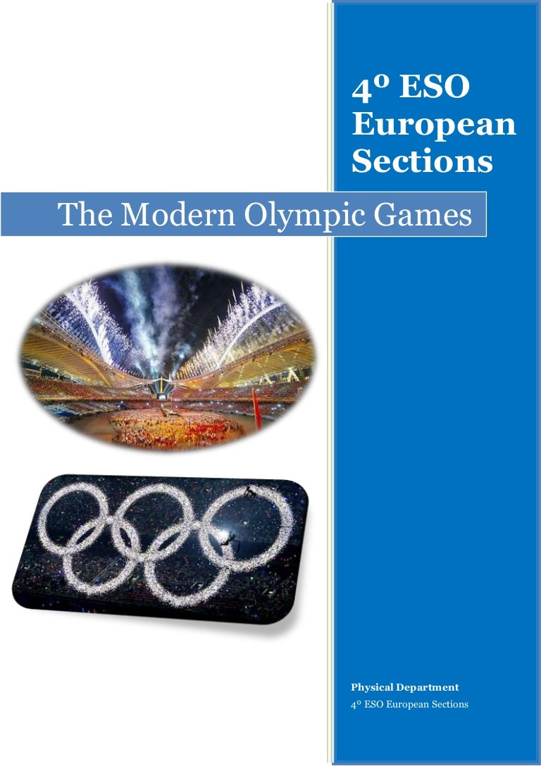Modern olympic games theory the modern olympic games theory buycottarizona Image collections