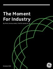 The Moment For Industry