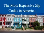 The Most Expensive Zip Codes in America
