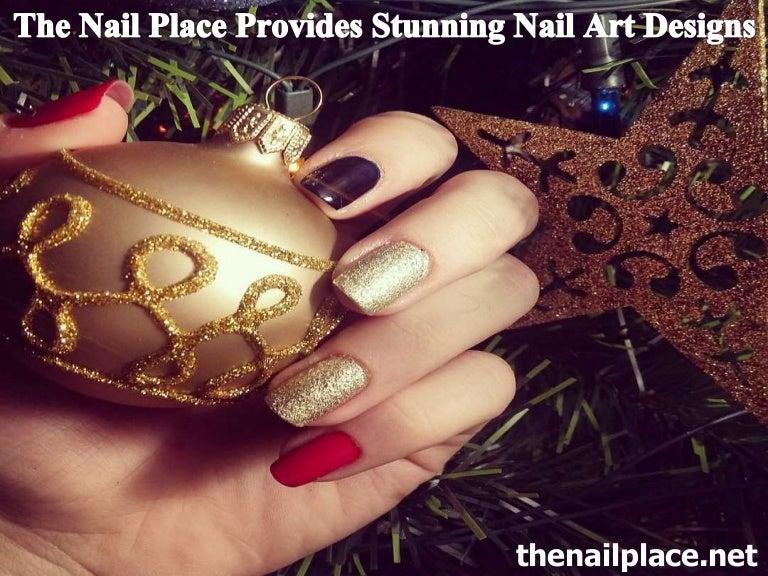 The Nail Place Provides Stunning Nail Art Designs