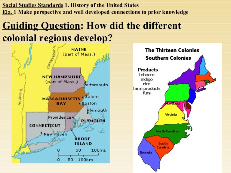 Map Of The 4 New England Colonies.The New England Colonies Pilgrims And Puritans