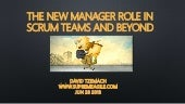 The new manager role in scrum teams and beyond | SupremeAgile