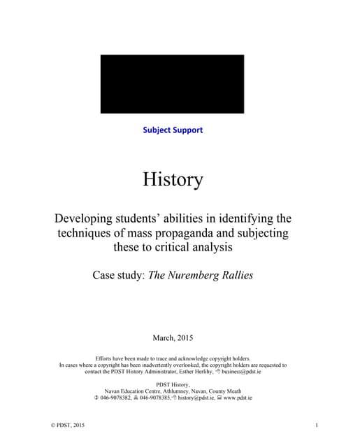 The Nuremberg rallies, final draft, 2 march 2015 (2)