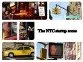 The NYC startup scene