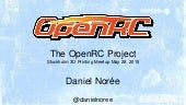 The OpenR/C Project