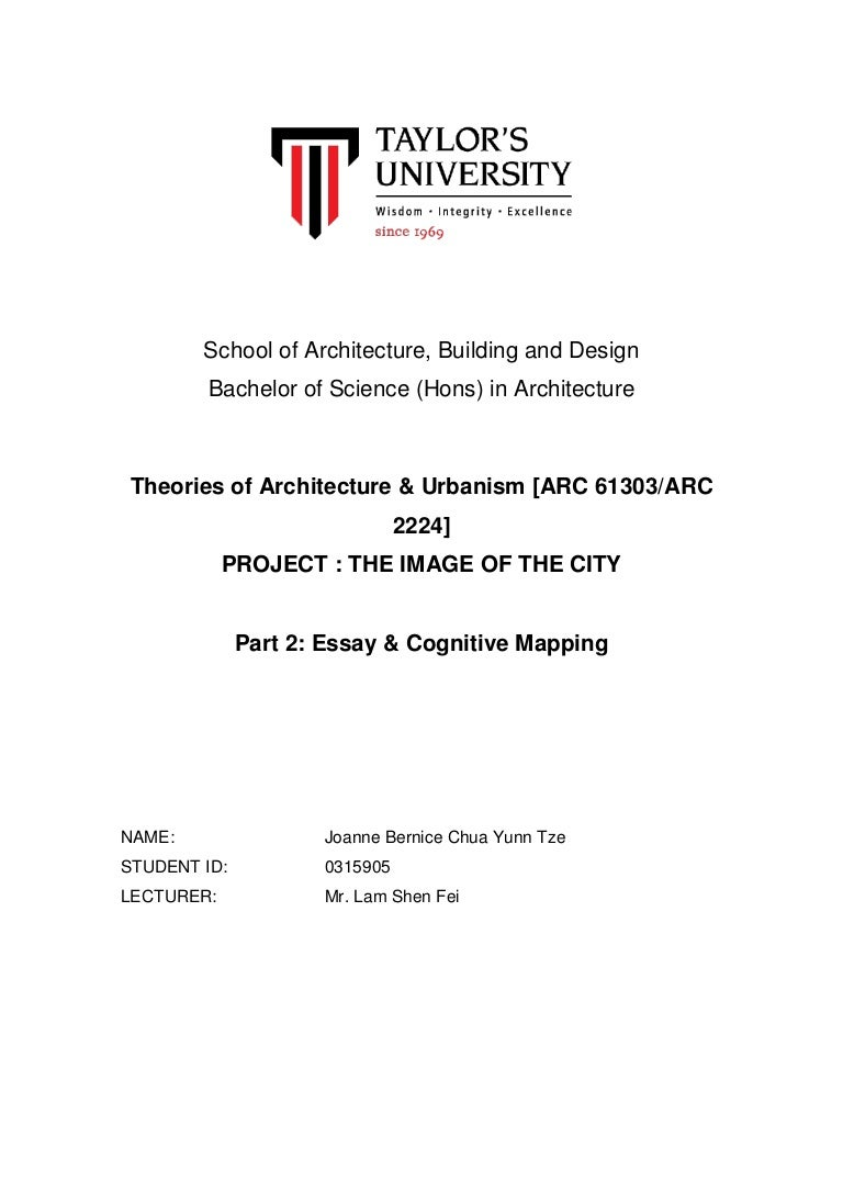 theories of architecture urbanism