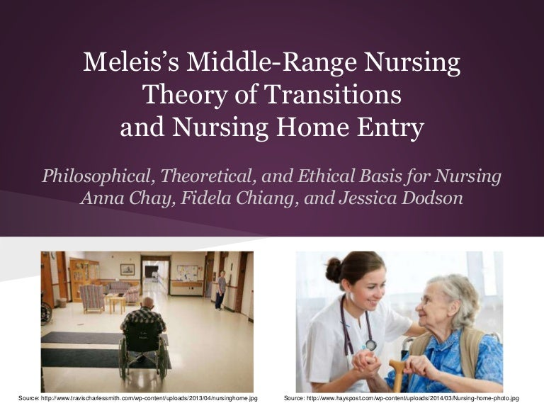 grand nursing theorist Grand nursing theories have the broadest scope and present general concepts and propositions each theory is regularly defined and described by a nursing theorist.
