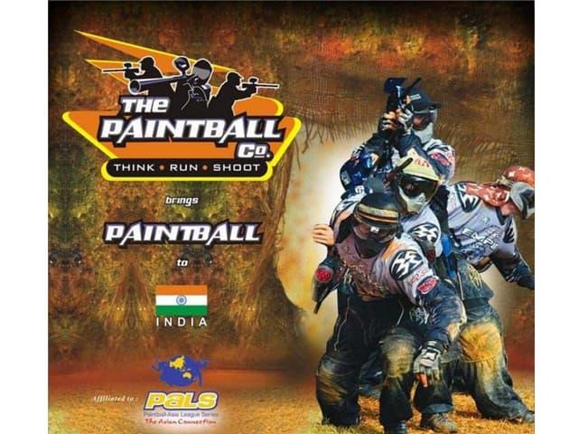 The Paintball Co. Brochure