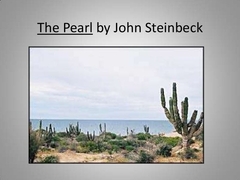The Pearl By John Steinbeck Thepearlunitphpappthumbnailjpgcb