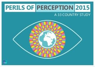 The Perils of Perception in 2015: Ipsos MORI