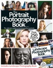 The portraits & landscapes photography book