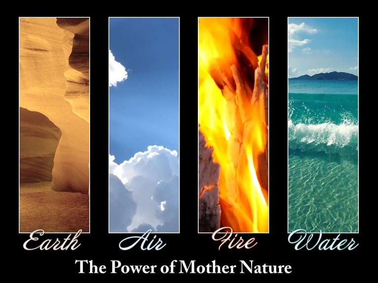 The power of mother nature