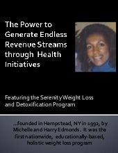 The Power to Generate Strong Revenue Streams through Health Initiatives