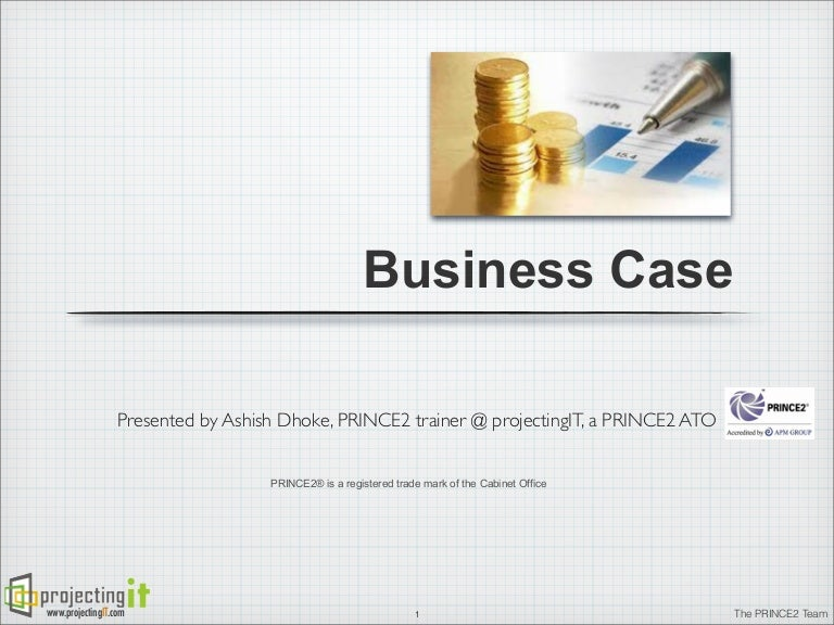 The prince2 business case fbccfo Images