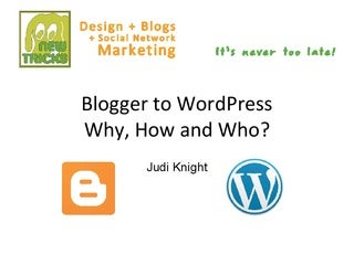 There's a Plugin for That: Benefits of Transitioning Your Blog or Site to WordPress