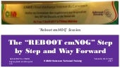 "The ""Reboot cmNOG"" : Before, During and After"
