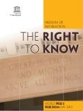 The right to know unesco