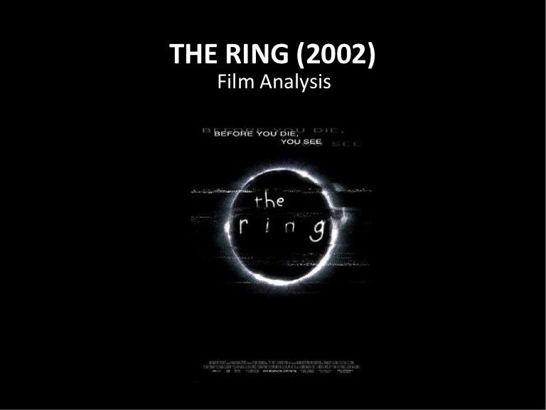 The Ring Analysis
