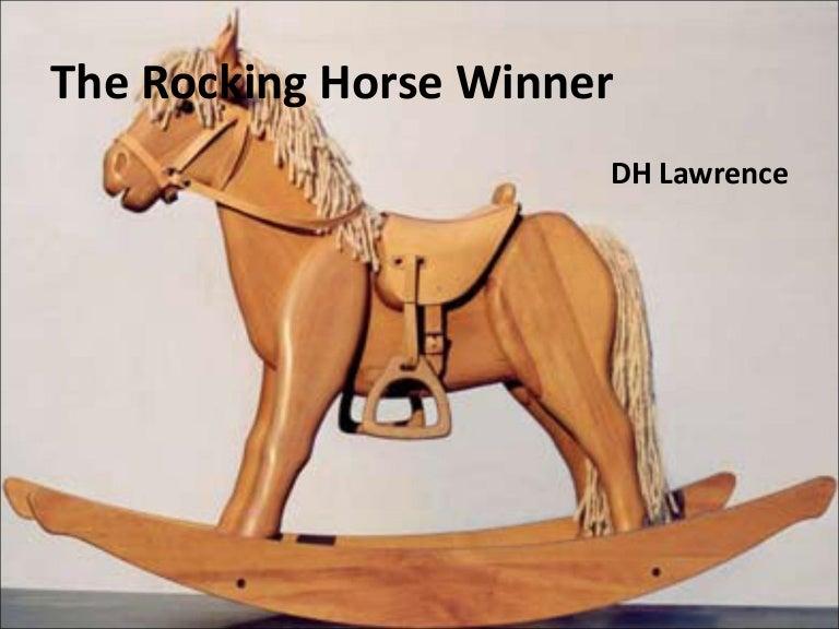 the rocking horse winner analysis