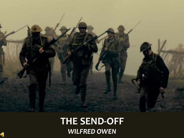 critical essay on wilfred owen Wilfred owen's insensibility is said to be written as a response to william wordsworth who once claimed that who is the happy warrior/ who is he/ that every man in arms should wish to be.