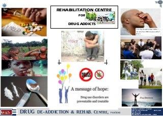 Thesis drug rehab and detox