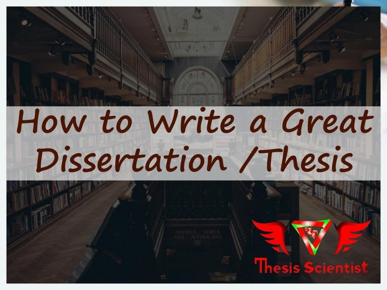 Architecture Photography Dissertation how to write a good dissertation/ thesis