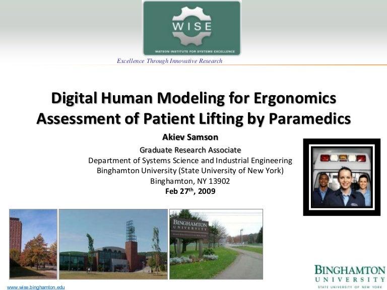 Thesis on digital human modeling economic essays inflation