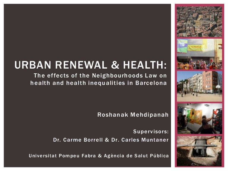 urban renewal and health  the effects of the neighbourhoods law on he u2026