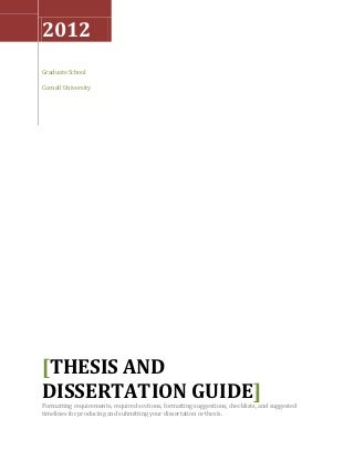 OATD – Open Access Theses and Dissertations