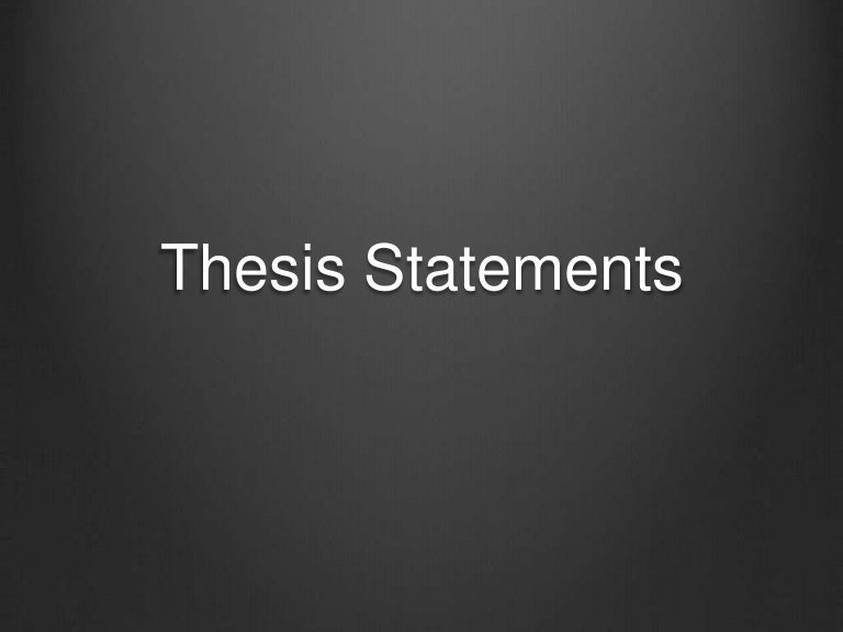 thesis statement on school shootings Thesis statement: this is an important part of any essay as it tells the reader exactly what you are planning to tell them, or your viewpoint the thesis statement is an essential part of an essay introduction, and it is very important that you know where to put it and how to write it.