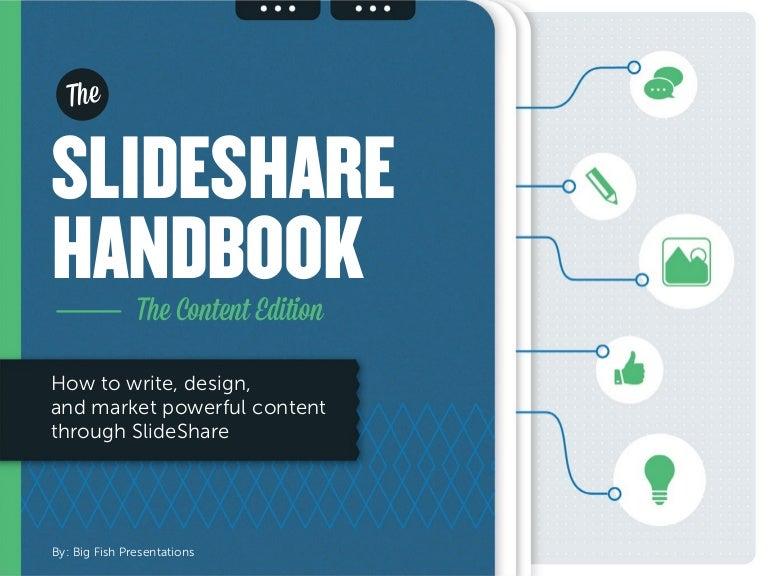 The SlideShare Handbook